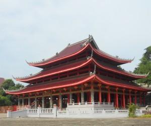 Semarang - Sam Po Kong Tempel