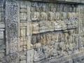 Borobudur - Fraaie reliëfs