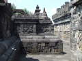 Borobudur - Reliëfs op onderbouw
