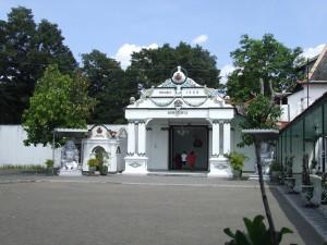 Kraton (Sultanpaleis) Yogyakarta