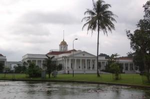 Bogor - Presidenteel Paleis