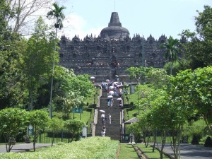 Imposante Borobudur
