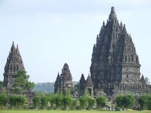 Prambanan - groots tempelcomplex