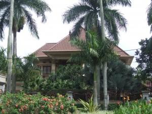 Koloniale villa's in Malang